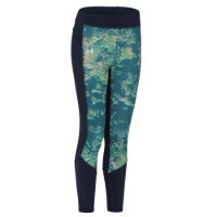 Under Armour HeatGear Crop Laufhose Frauen (wendbar)