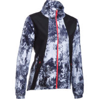 Under Armour Womens International Printed Run Jacket