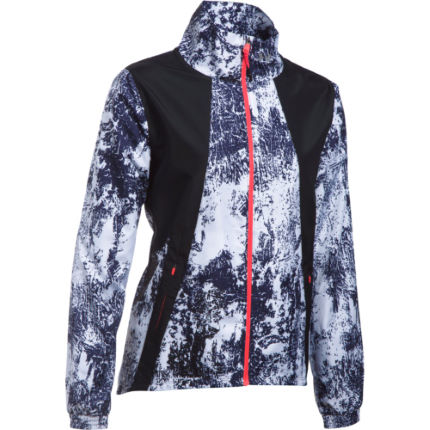 Under Armour Women's International Printed Run Jacket