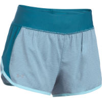 Under Armour Womens Launch 2 in 1 Short