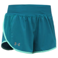 Under Armour Launch 2 in 1 sportbroek voor dames (kort)