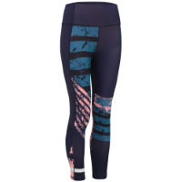 Leggings donna per il fitness Under Armour Mirror Breathelux Crop