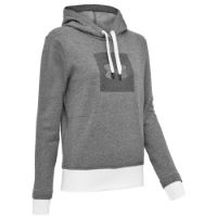 Sweat à capuche de gym Femme Under Armour Threadborne BL (polaire)