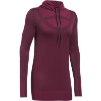 Camiseta de fitness Under Armour Threadborne Seamless para mujer (cuello chimenea)