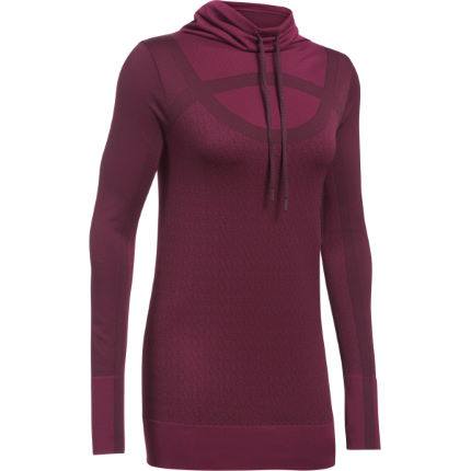 Maillot Femme Under Armour Threadborne Gym (sans coutures, col roulé)