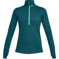 Under Armour Womens Threadborne Streaker Half Zip Run Top