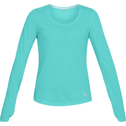 Under Armour Women's Threadborne Streaker Long Sleeve Run Tee
