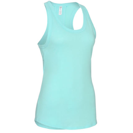 Camiseta de tirantes de fitness Under Armour Triblend para mujer