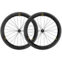 "picture of Mavic Crossmax Pro Carbon 29"" Wheelset (WTS) (Shimano)"