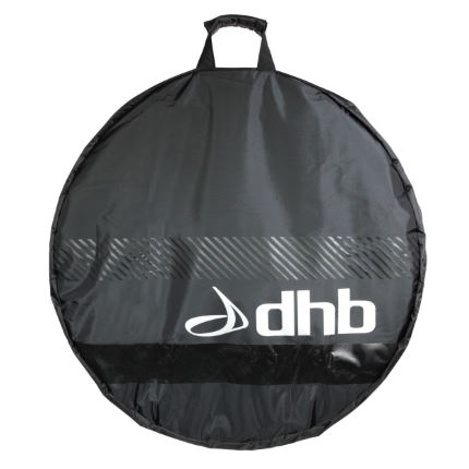 dhb Single Wheel Bag Black One Size