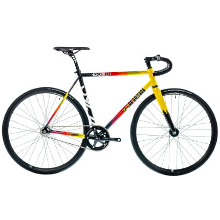 Wiggle Cinelli Vigorelli Steel 2017 Singlespeed Bike Single