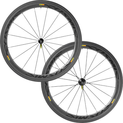 Mavic Cosmic Carbone 40 Elite wielset (WTS)