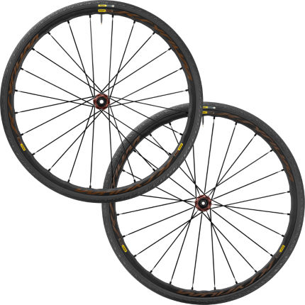 Mavic Ksyrium Elite Allroad Disc Wheelset (WTS) (6 Bolt)