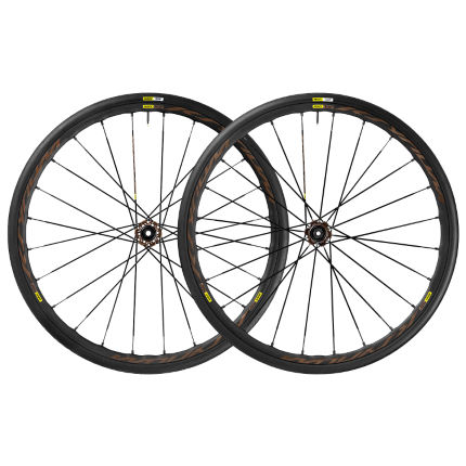 Mavic Ksyrium Pro Allroad Disc Wheelset (WTS) (Center Lo