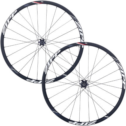 Set di ruote clincher Zipp 30 Course per freni a disco (SRAM XD)