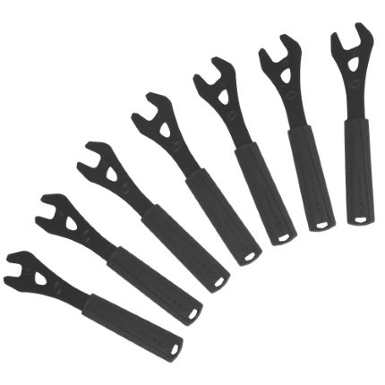 LifeLine Performance Cone Spanner Black Option 2