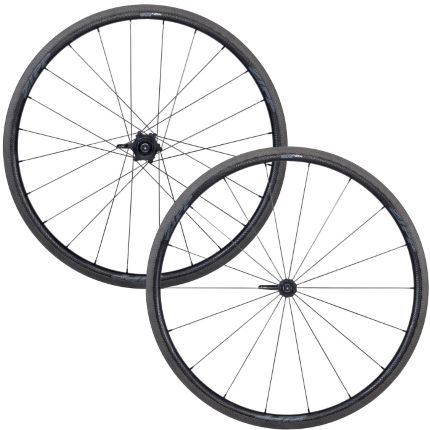 Zipp 202 NSW Full Carbon Clincher Wheelset (Shimano)