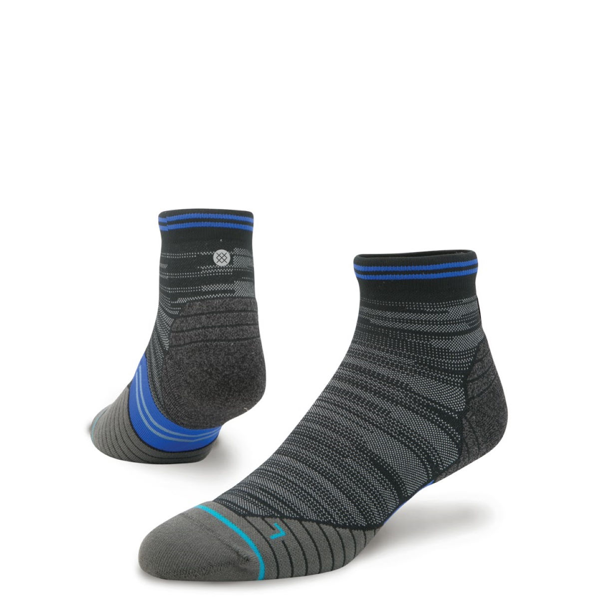 Calcetines Stance Uncommon Solids (caña 3/4) - Calcetines