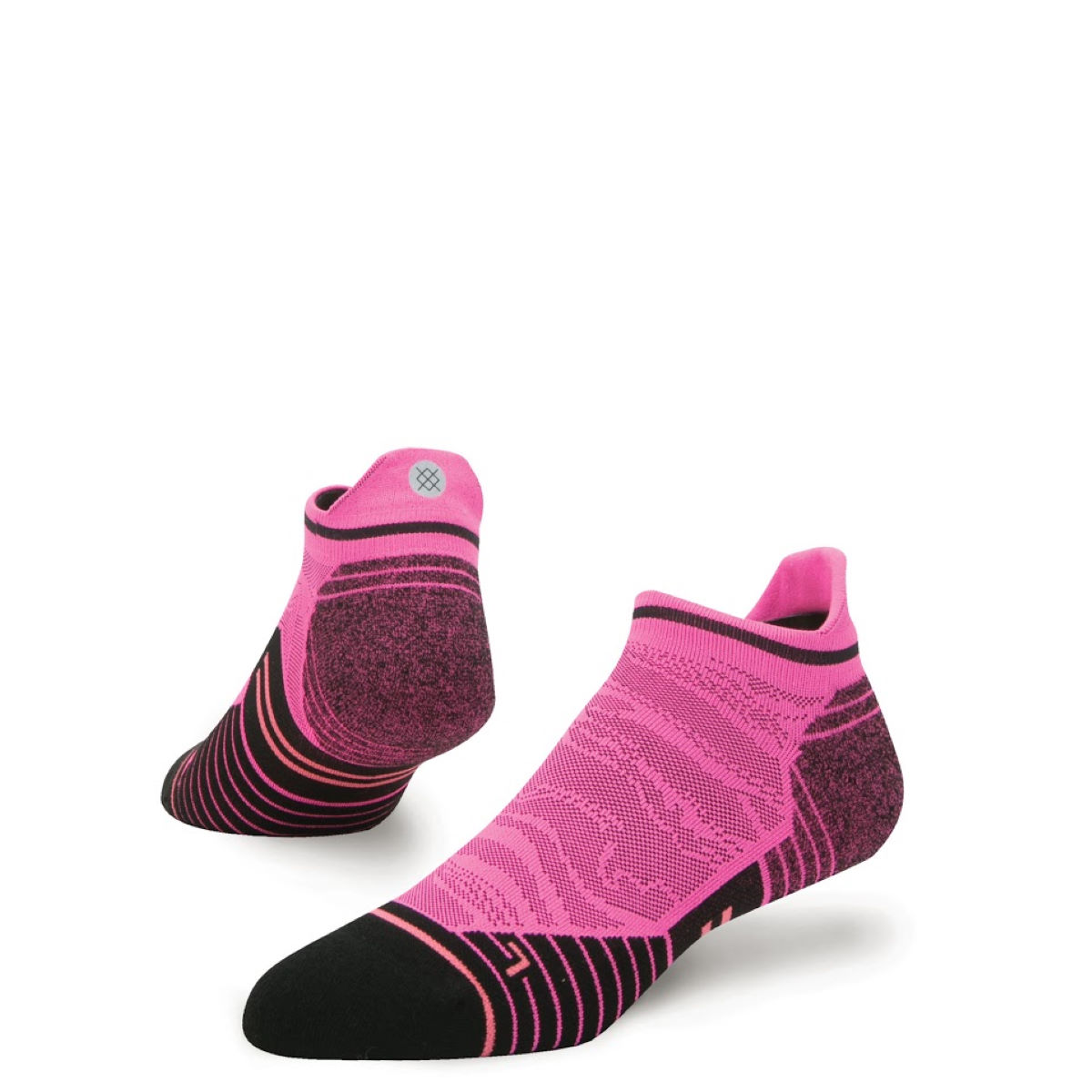 Chaussettes Stance Recovery Tab (basses) - S Rose
