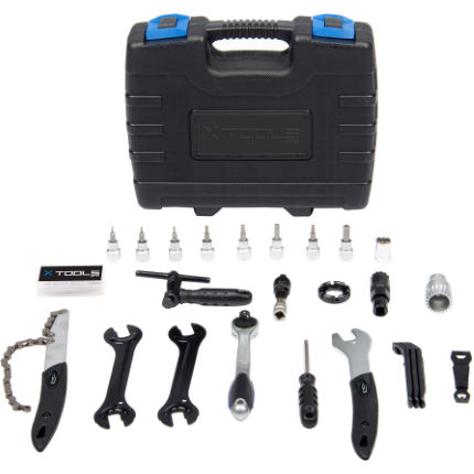 X-Tools Bike Tool Kit - 27 Piece One Size