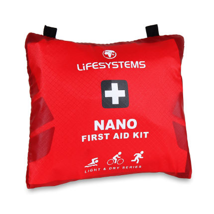 Lifeventure Light and Dry First Aid Kit Red One Size