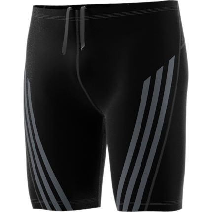 Adidas Infinitex Streamline Boxer Longer Length Black 40""