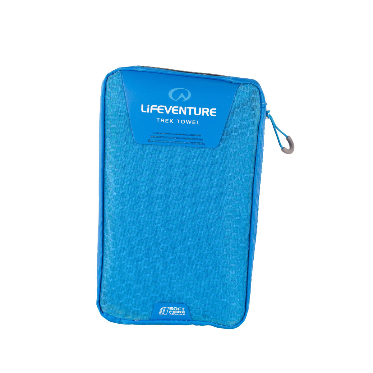 Serviette Lifeventure Soft Fibre Advance - Giant Bleu Tentes