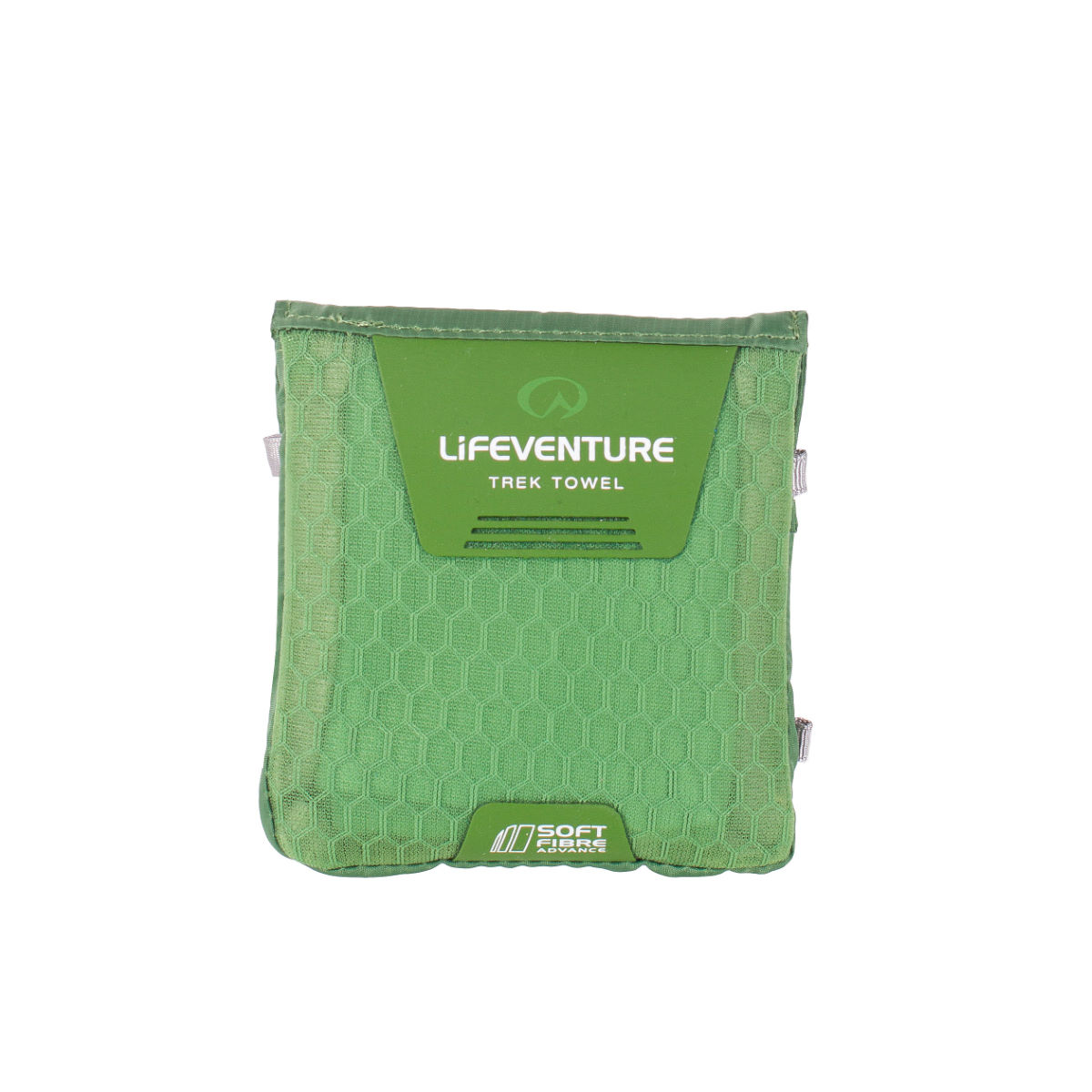 Serviette Lifeventure Soft Fibre Advance XS - Pocket Vert Serviettes