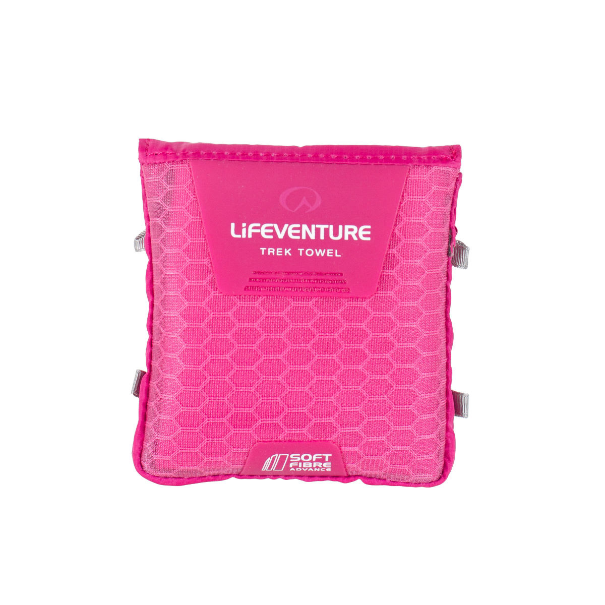 Serviette Lifeventure Soft Fibre Advance XS - Pocket Rose Serviettes