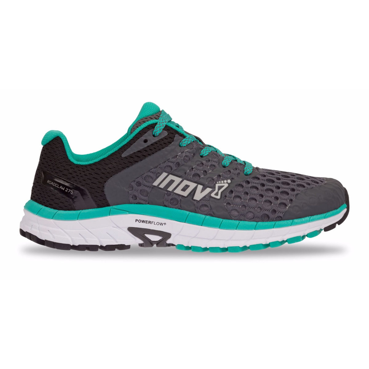 Chaussures Femme Inov-8 Roadclaw 275 v2 - UK 4 GREY/TEAL