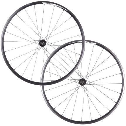 Prime Peloton Road Wheelset Black 9/10/11 Speed Shimano/