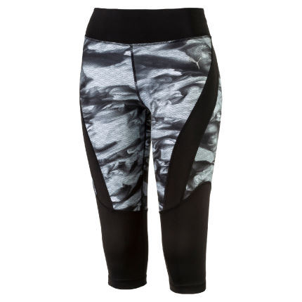 Puma Women's Graphic 3/4 Tight
