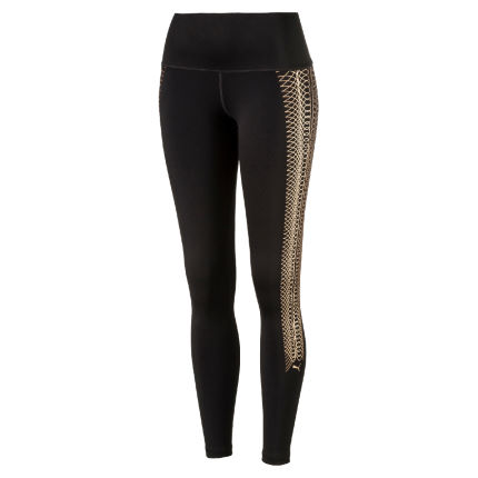 Puma Everyday Graphic sportlegging voor dames (lang)