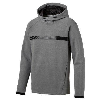 Puma Active Tec Stretch Gym Hoody