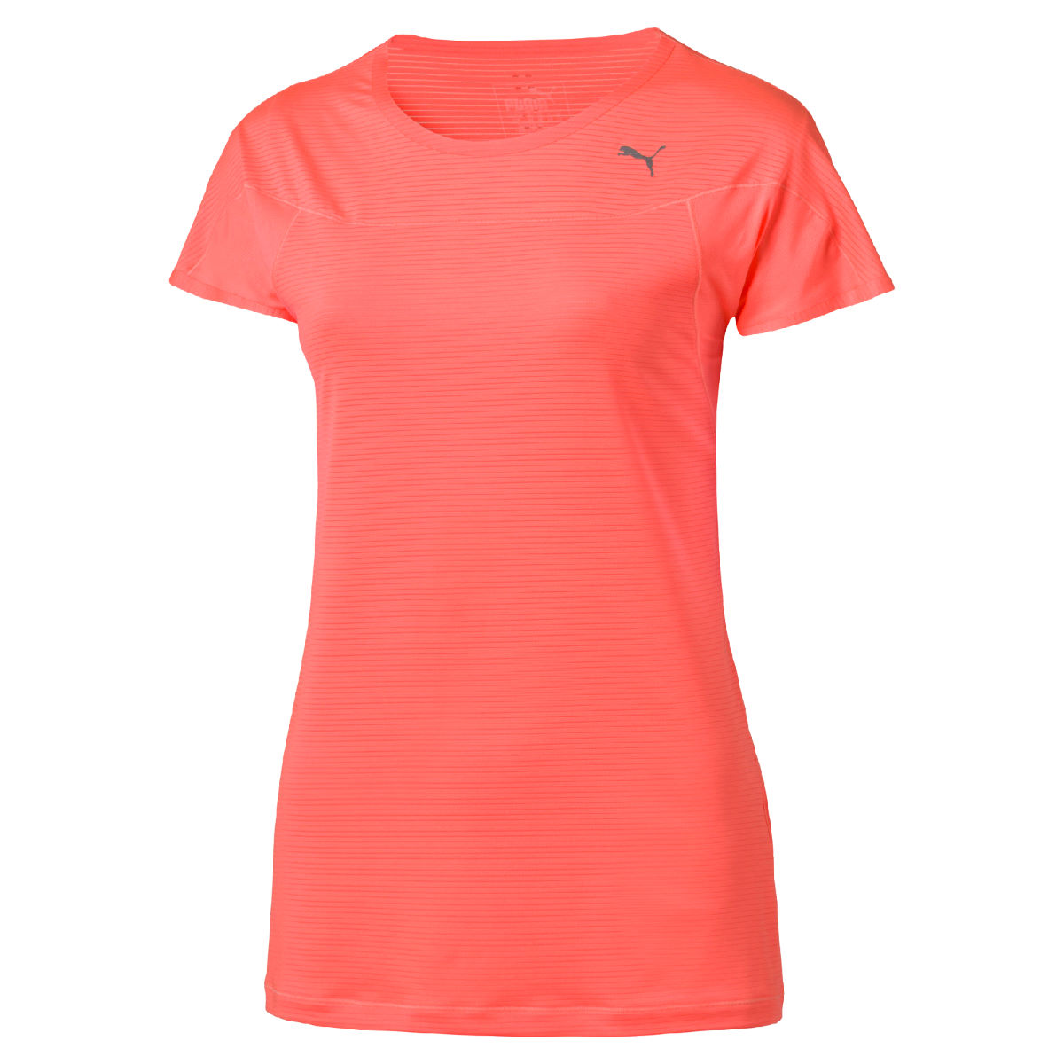 Maillot Femme Puma Speed Run (manches courtes) - XS Nrgy Peach