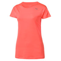 Puma Womens Speed Short Sleeve Run Tee