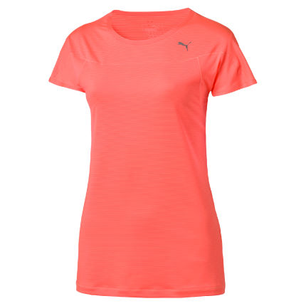 Puma Women's Speed Short Sleeve Run Tee
