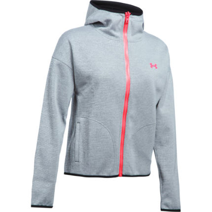 Under Armour Double Threat Sweatjacke (mit Kapuze)