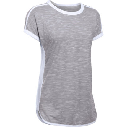 Under Armour Fashlete sportshirt voor dames