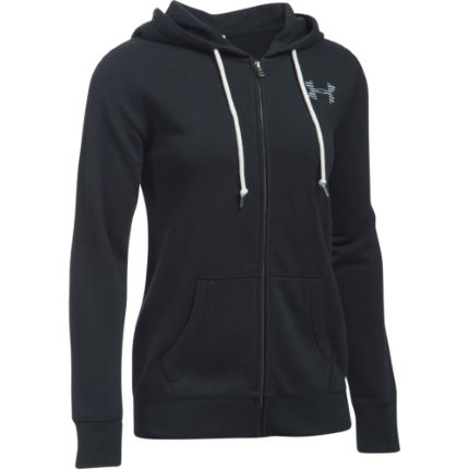 Under Armour Favorite Fleece Kapuzenjacke Frauen (RV)
