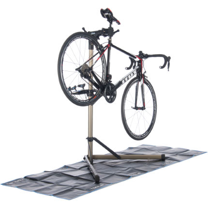 X-Tools Workshop Bike Mat Black One Size