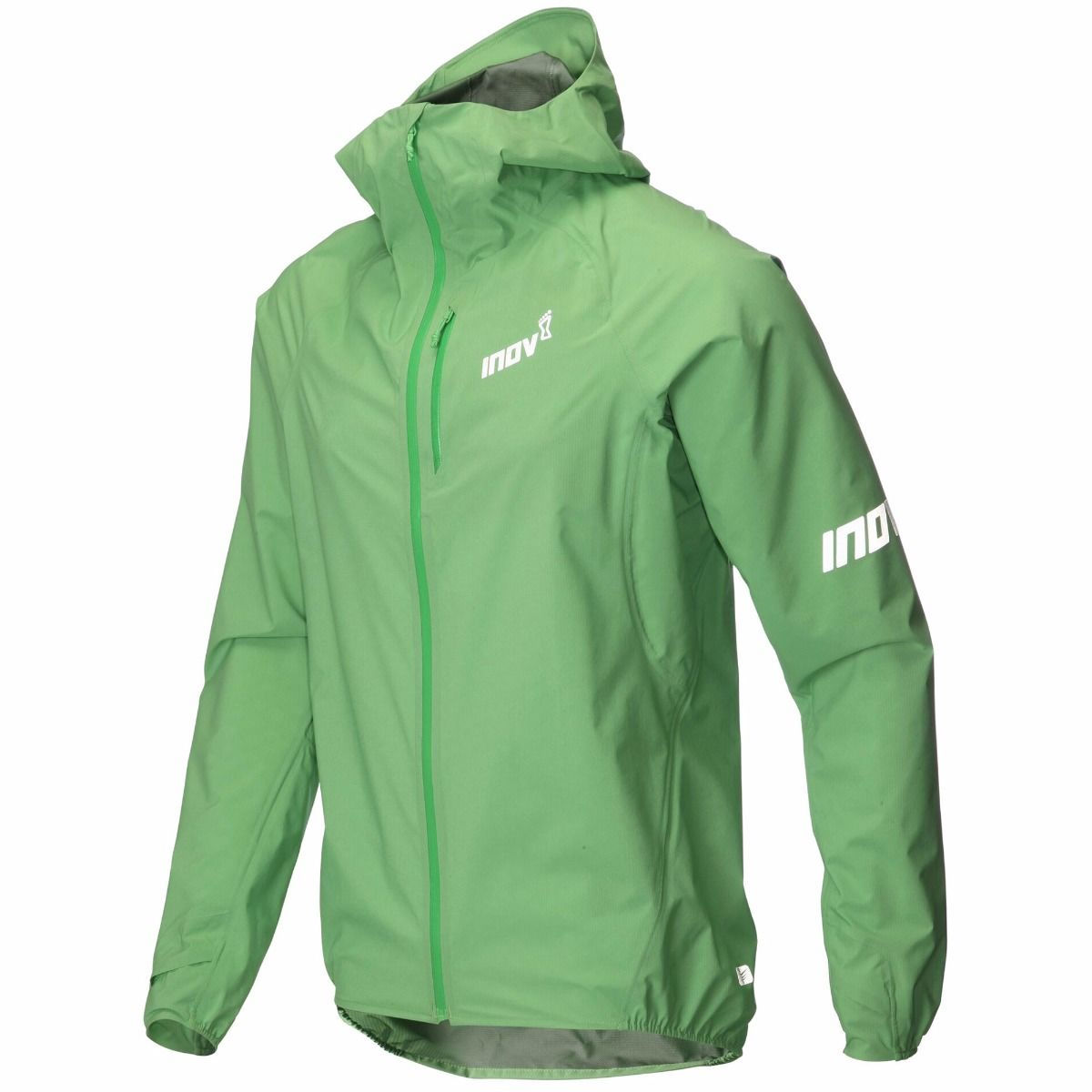 Chaqueta Inov-8 AT/C Stormshell (cremallera integral) - Impermeables - running