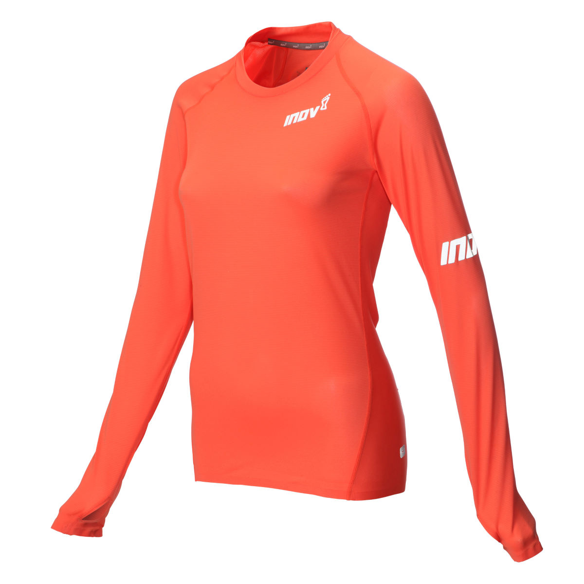 Maillot de corps Femme Inov-8 AT/C (manches longues) - XL Coral