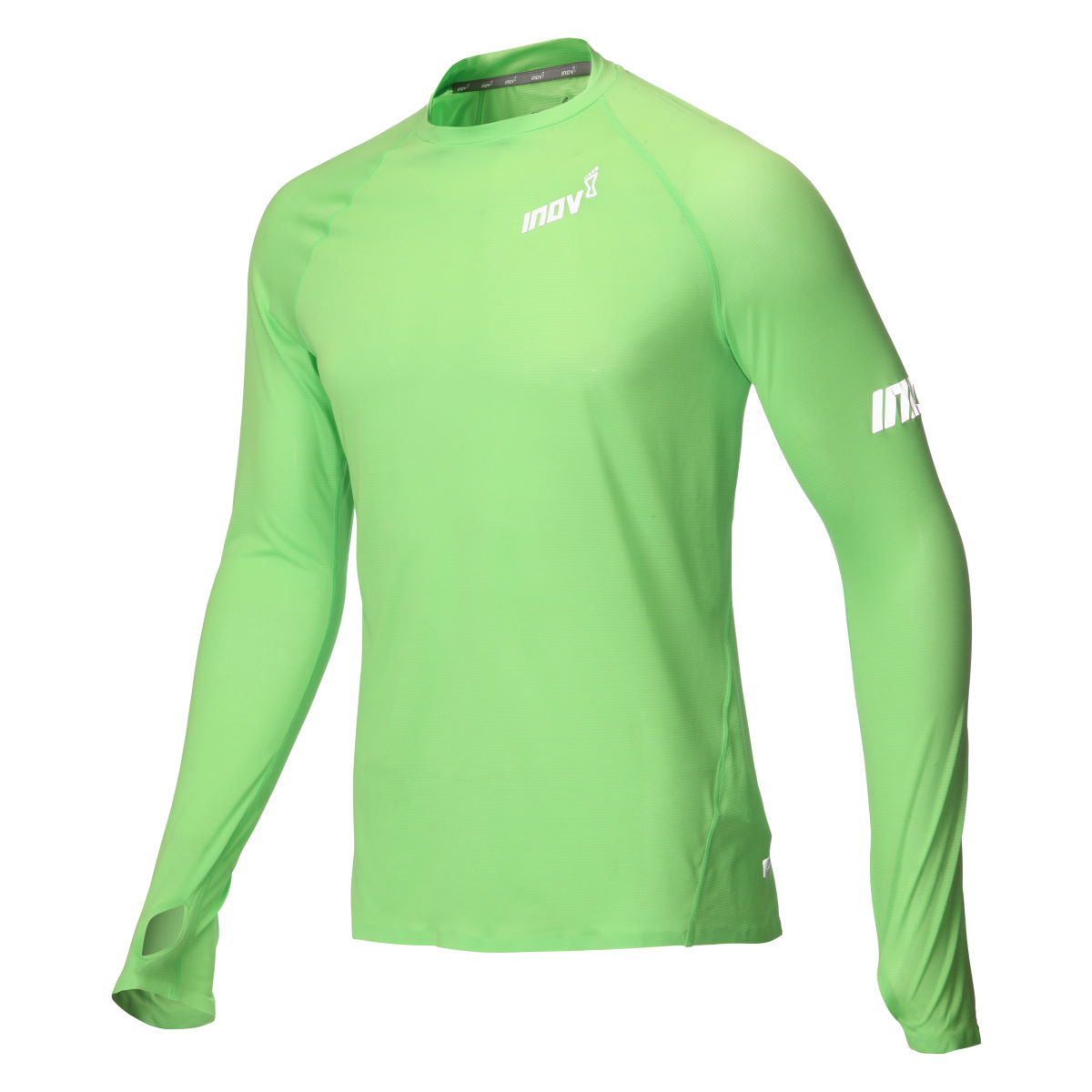 Maillot de corps Inov-8 AT/C (manches longues) - M Vert
