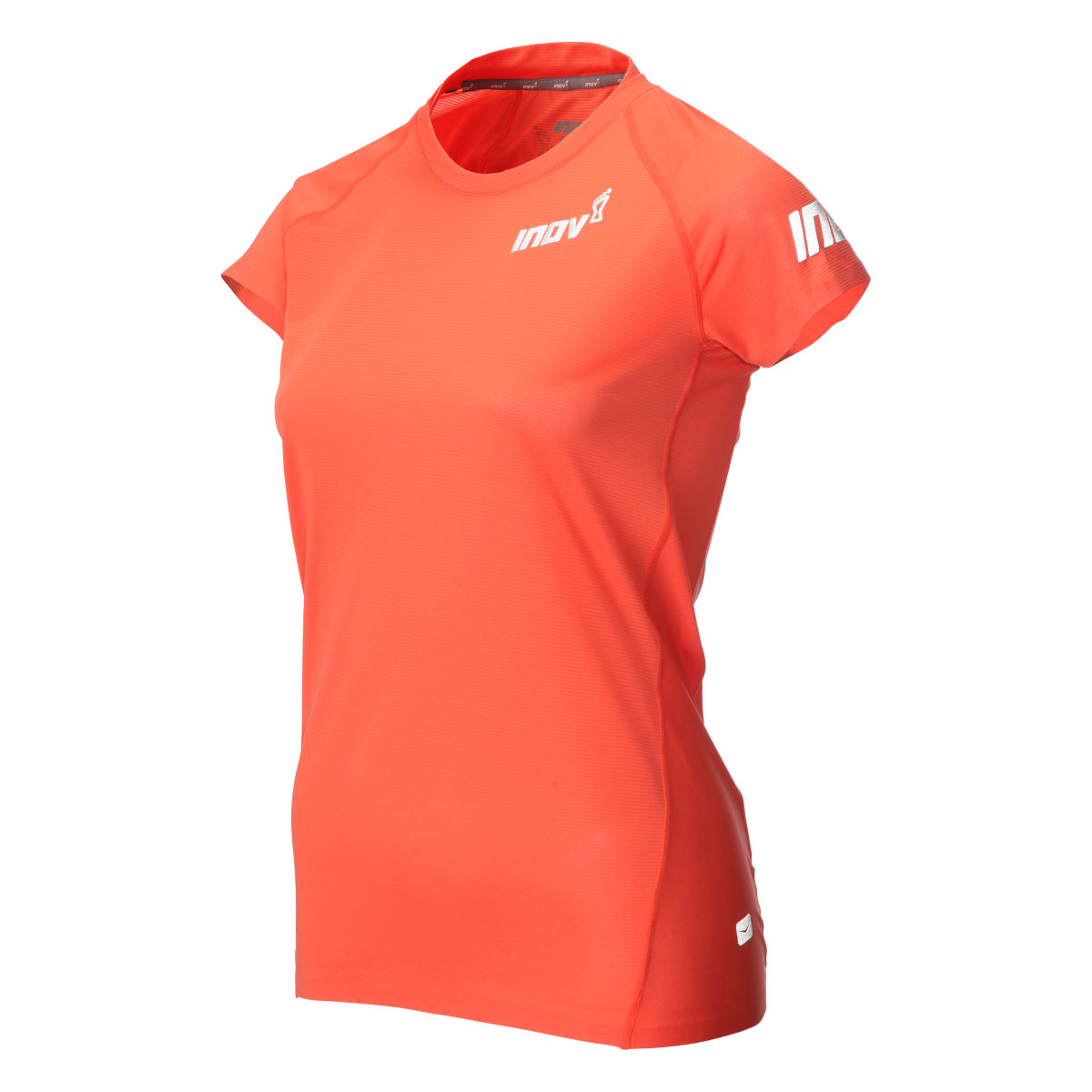 Maillot de corps Femme Inov-8 AT/C (manches courtes) - XS Coral