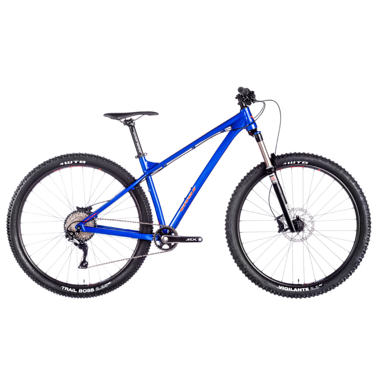 VTT Vitus Sentier 29VR (2017) - Medium Stock Bike Blue/Orange VTT semi-rigides