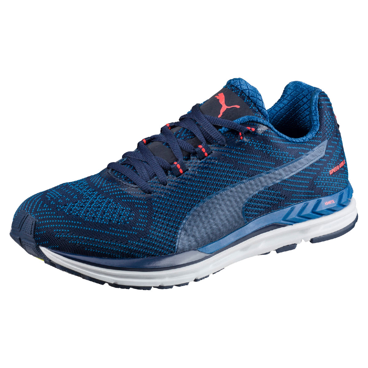 Chaussures Puma Speed 600 S Ignite - 10 Bleu