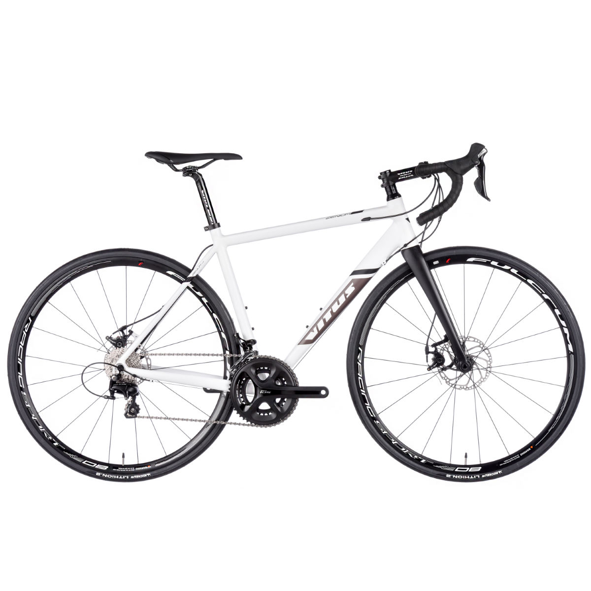 Vélo de route Vitus Zenium VR Disc (105, 2017) - 52cm Stock Bike
