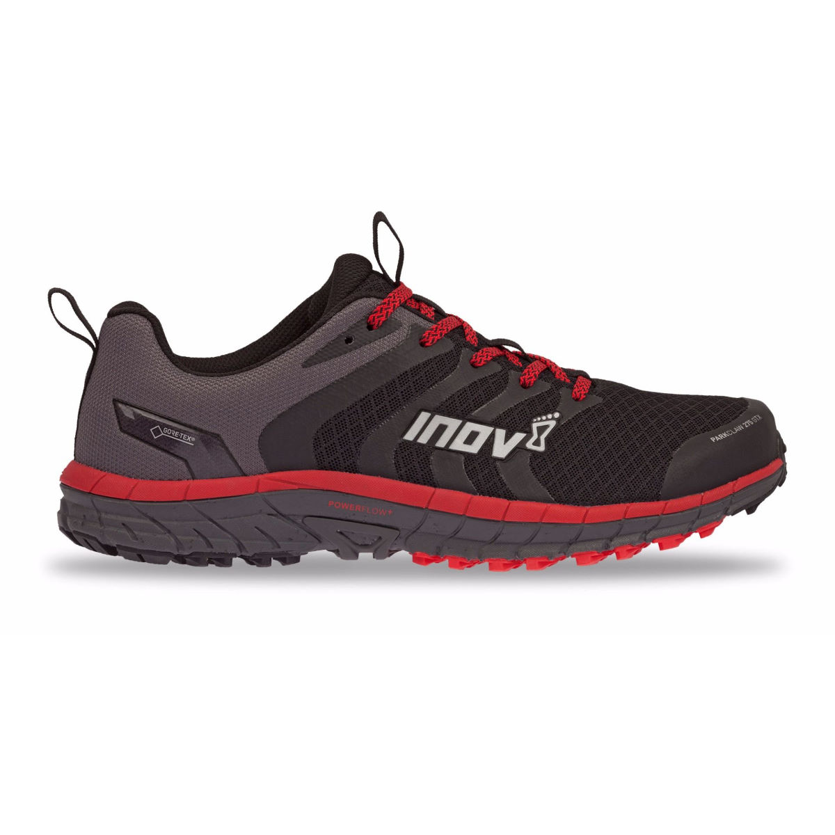 Chaussures Inov-8 Parkclaw 275 GTX - UK 11 BLACK/RED