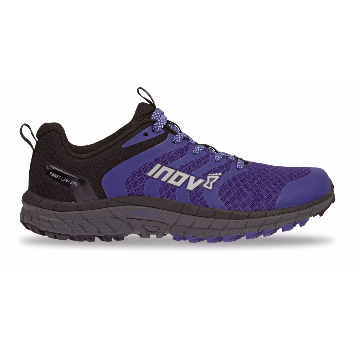 Chaussures Femme Inov-8 Parkclaw 275 - UK 4 PURPLE/BLACK
